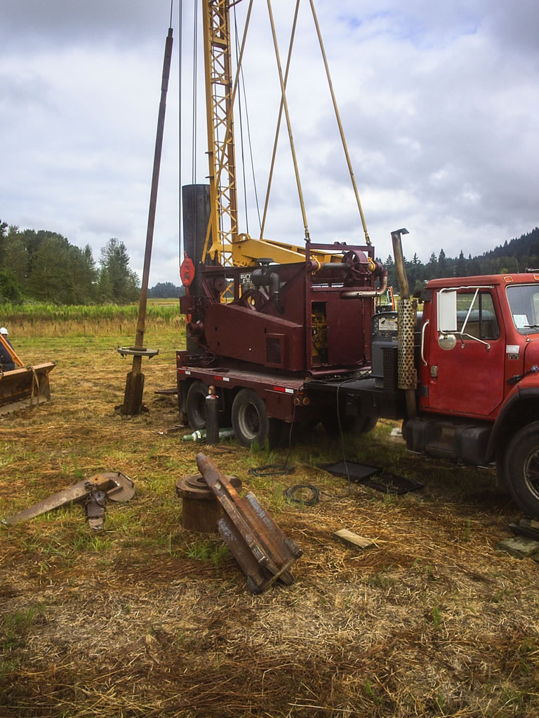 Drilling of FORWARD RС4 Water Well Drilling Rigs in China |Well Drilling