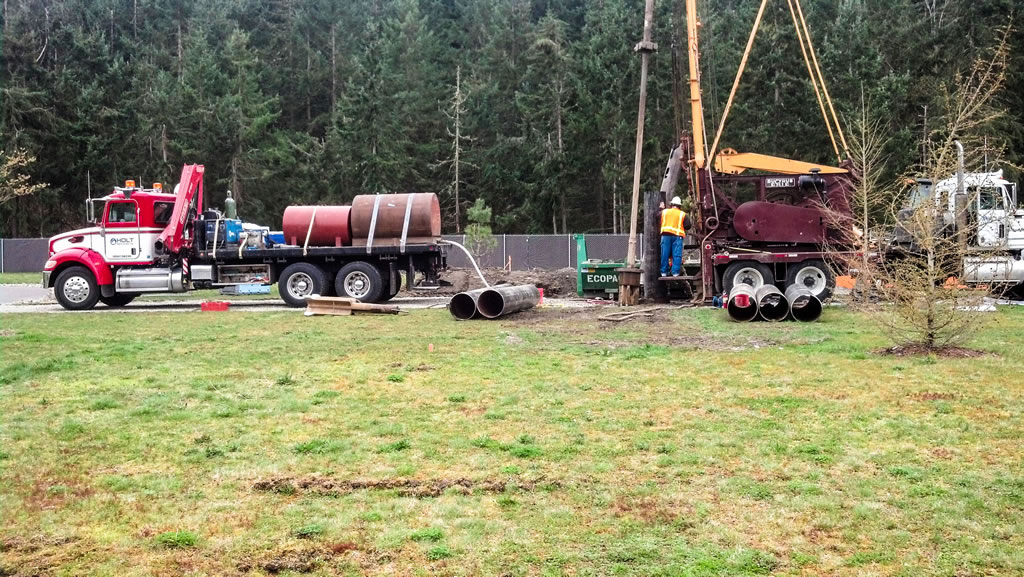 Clean Water Well Drilling Projects Drilling Contractor