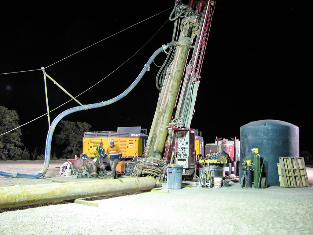 Environmental Drilling Projects Drilling Contractor Holt