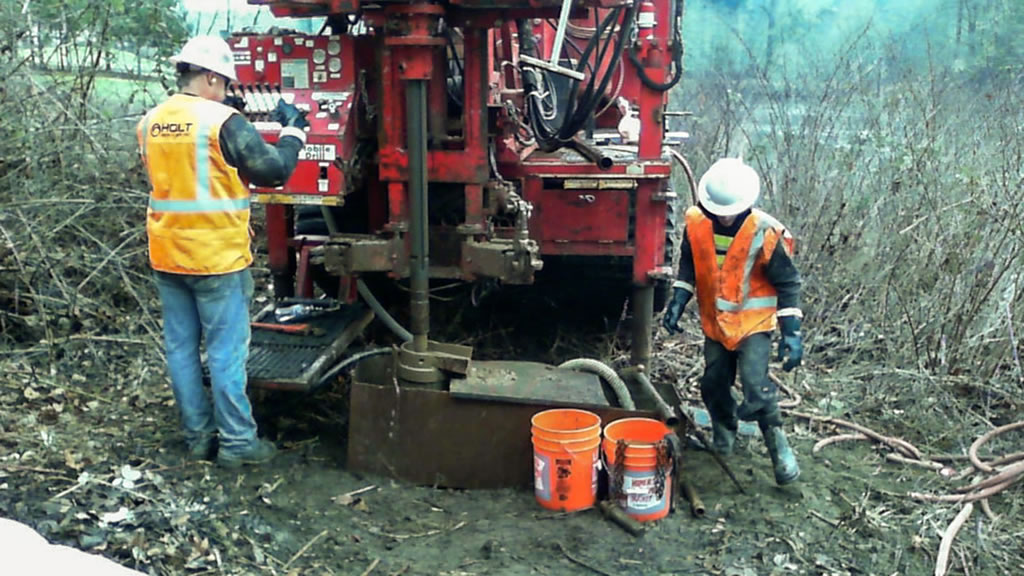 Geotechnical Drilling Projects Drilling Contractor Holt