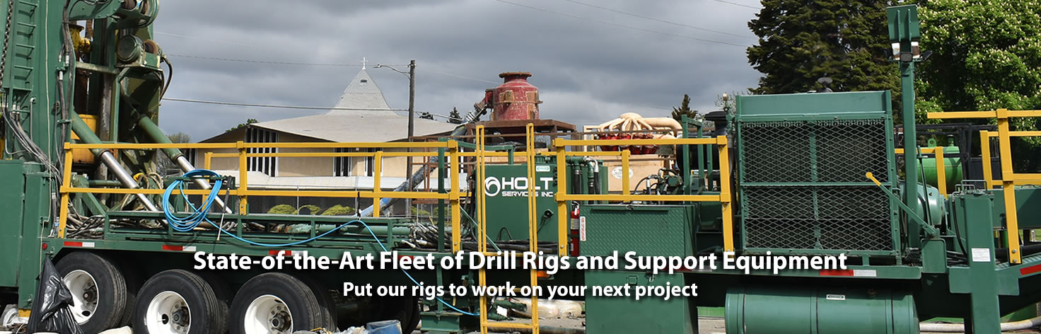 Geotechnical Drilling, Environmental Drilling, Clean Water