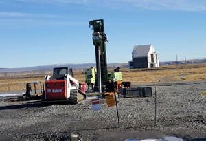 Drilling Safety at Government Project Sites