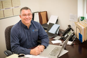 Steve Story - Project Manager